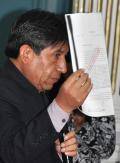 Acto de Desclasificación de Documentos de las Dictaduras de Bolivia (1966-1979)